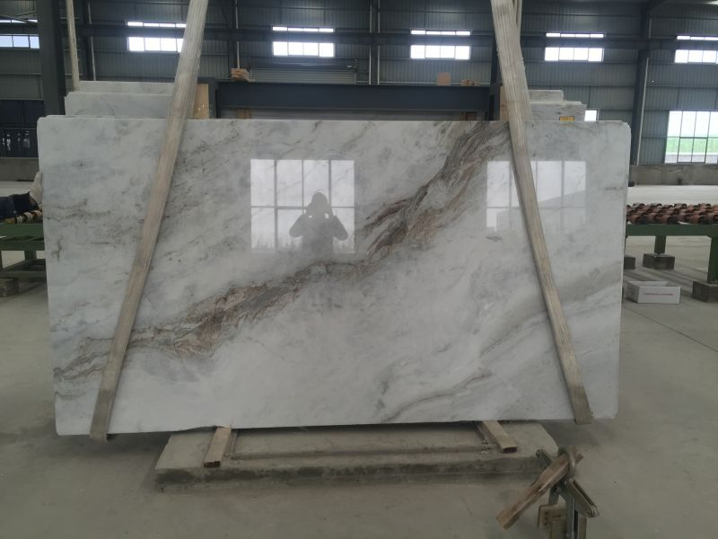 NEW Marble Materials with Castro White China White Marble 04