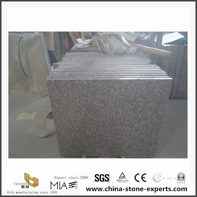 China G664 Misty Brown Granite Counter Tops With cheap Price1