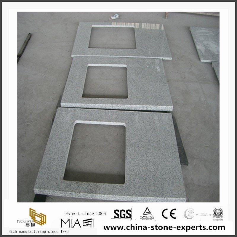 China Cheap G603 Grey Granite Countertop Stone Factory Price 3
