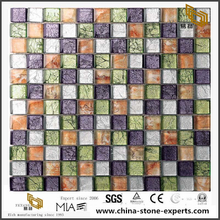 Glass Mosaic Building Material For Wall And Floor New Style