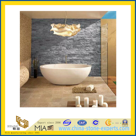 Exterior Wall Cladding Culture Stone Veneer (YQA-S1014)