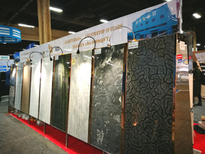 Stonexpo 2017 Booth #3371- New Marble from Yeyang Stone Group