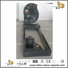 China Impala Black Granite Monument With low cost