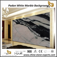 Amazing Padan White marble slabs for interior design