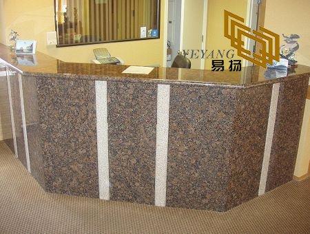 China Countertops | Baltic Brown Granite countertops shared ...