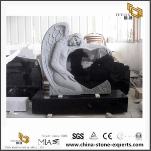 Top Quality Angel Monument Headstones stone price