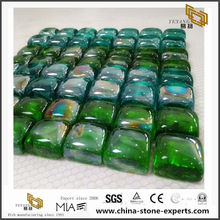 Cute Bread Stone Glass Marble Mosaic Transparent Mosaic Tiles Factories Online