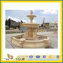 Stone Fountain, Garden Water Fountain & Marble Carved(YQC)