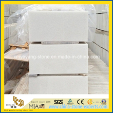 Chinese Thassos White / Crystal White Marble Floor Tile / Cut-to-Size