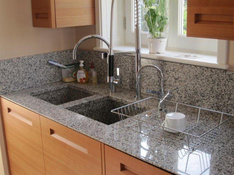 G603 Salt & Pebble Granite bathroom vanity tops