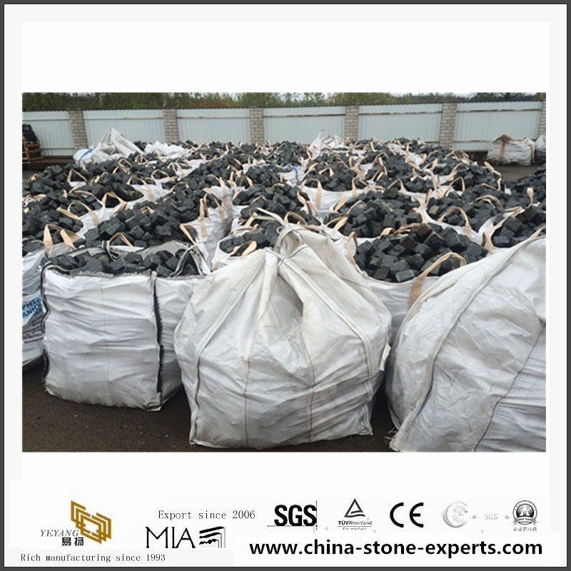 G684 Black Granite Paving Stones best materials for projects2