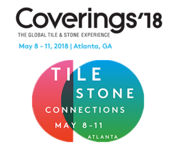 Coverings 2018 -YEYANG STONE Booth #HALL B1-536/538/540
