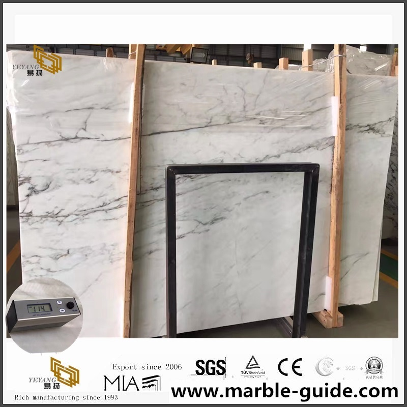 New White Marble - China Statuario Jade Onyx Marble for Sale