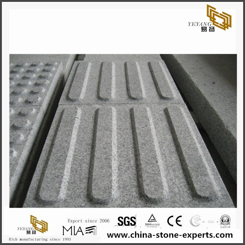 G603 Grey Granite Pavers stone material for paving stone.