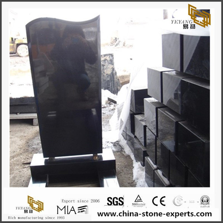 China Granite Headstone Memorials with Competitive Price