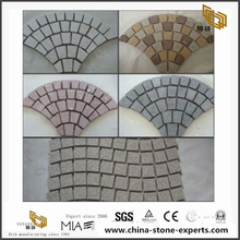 Natural Stone Paver Granite Cube Stone with Cheap Price
