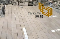 G682 Yellow Granite Stone Tiles for Hotel Bathroom Decor (YQW-11012G)