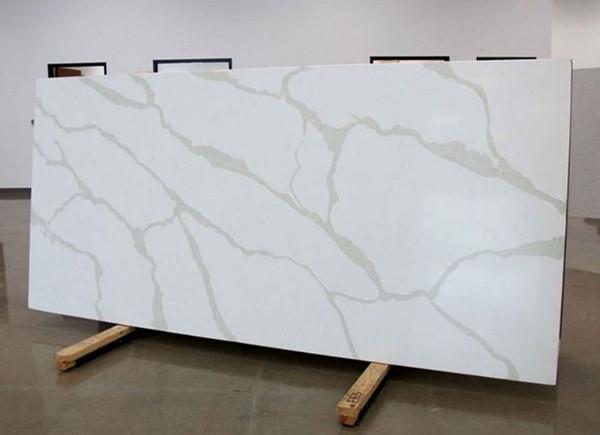 calacatta gold quartz countertop 1