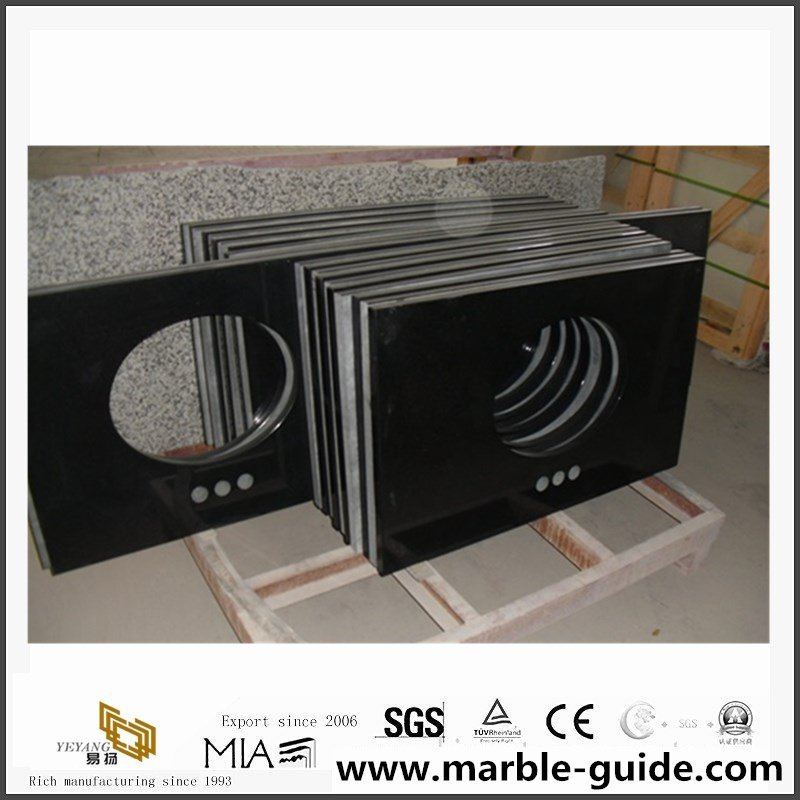 natural-china-absolute-black Granite Countertop-for-kitchen-bathroom-price