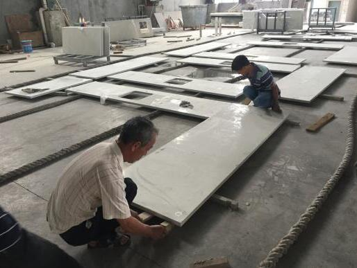 Quality Inspection Before loading