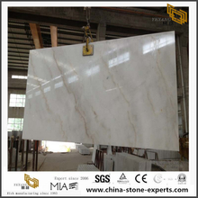 Stone Guangxi White Marble Rose Aurora For Floor Marble For Shower