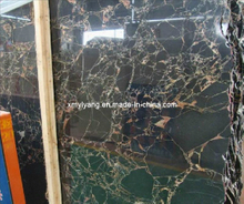Mesh Portoro Black Marble for Wall and Floor / Countertop