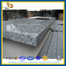 Polished G655 Gray Granite Kitchen Countertop (YQZ-GC1036)