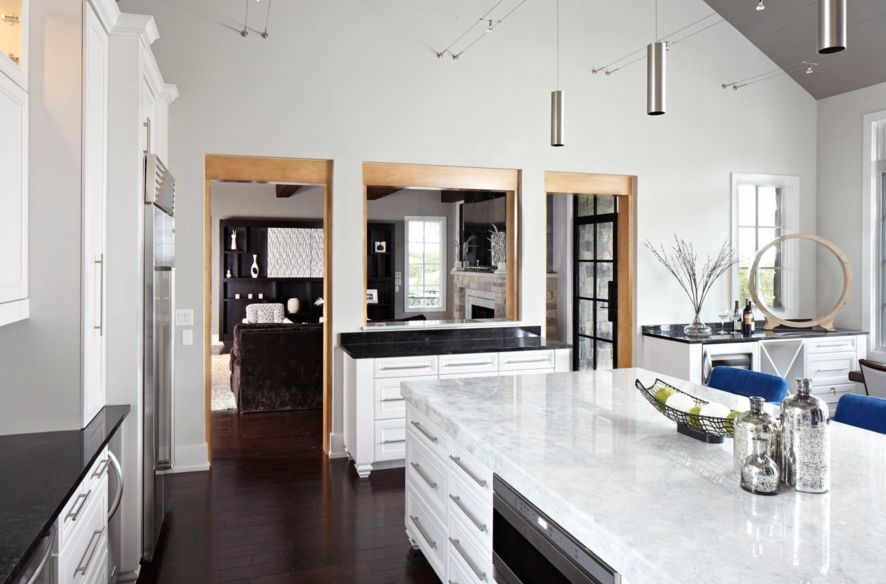 Beautiful quartz countertops with white color Inspire Your Kitchen2.jpg