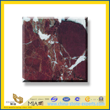 Rosso Lavento Marble Slabs for Wall and Flooring(YQC)