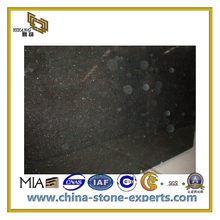 Absolute Black Marble Slab for Countertop/Wall/Floor(YQC-GC1023)