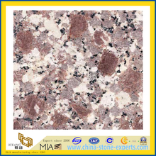 Polished Pink Red G608 Granite Slabs for Countertops (YQZ-G1018)