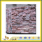 Red Porphyry Culture Stone / Sledge Wall Stone (YQA-S1055)