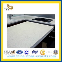 Artificial Quartz Stone Countertops for Kithen and Bathroom (YQA-QC)