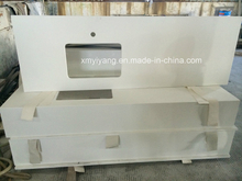 White / Black / Beige Quartz Countertop for Kitchen and Vanity Top