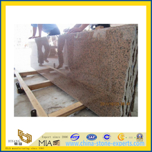 Polished Tianshan Red Granite Slabs for Countertop(YQC)