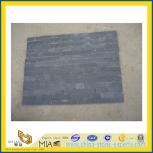 Black Slate Stone Cladding for Wall (YQA-S1003)