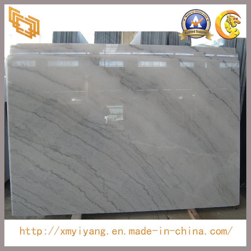 Calacatta Gold Marble Slabs for Kitchen Countertop (YY-White marble countertop)