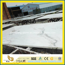 Castro White Marble Building Material for Construction Floor/Wall Decoration
