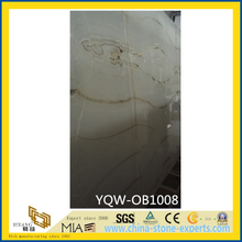 White Natural Stone Onyx for Hotel Background with Cheap Prices