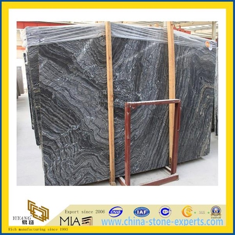 Chinese Antique Wood Marble for Flooring Decoration
