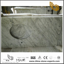 Buy Custom Andromeda White Granite Countertops for Kitchen Design(YQW-GC071404)