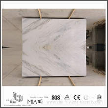 Arabescato Venato White Marble Slabs for Bathroom Vanity tops (YQW-MSA2109)