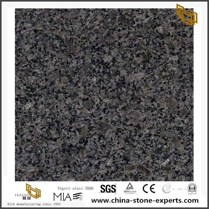 Black Granite Royal Mahogany Granite Tiles Outdoor