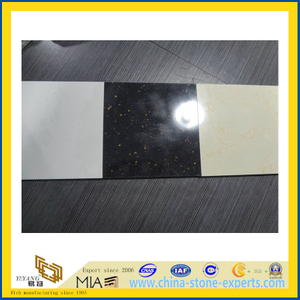 Artificial Stone Marble for Floor Tiles (YQG-QS1012)
