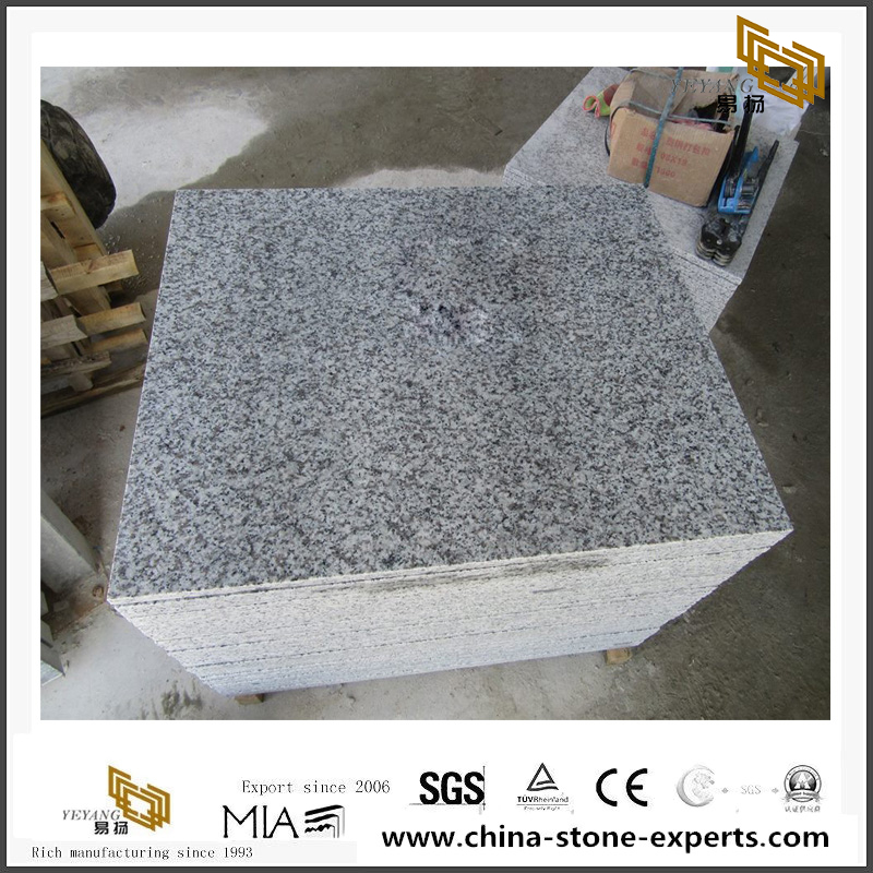 Tongan White Granite Slabs Countertop For Kitchen