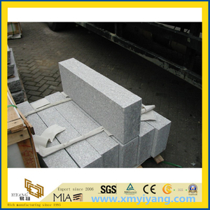 Cheap Light Grey Granite Kerbstone, Paving Stone
