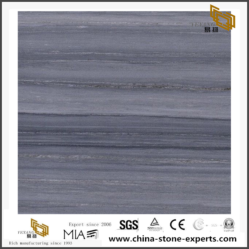 Grey Galaxy Marble Slab New Cutting Marble Factory Sale