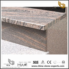 Colombo Juparana Granite Countertop for Bathroom & Kitchen (YQW-GC072208)