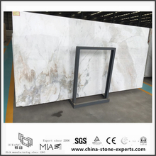 Multi Color New Polished Arabescato Venato White Marble for Floor Tiles (YQW-MSA0621013)