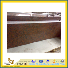 Polished G562 Maple Red Granite Slab for Floor&Stair Paving(YQC)